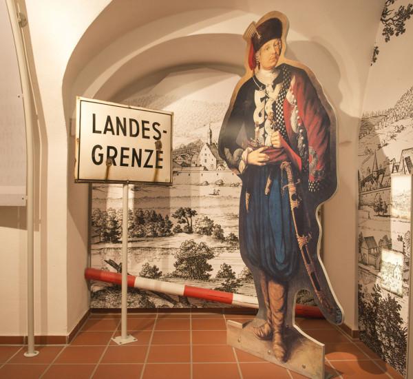 Grenzland- und Trenck-Museum Waldmünchen