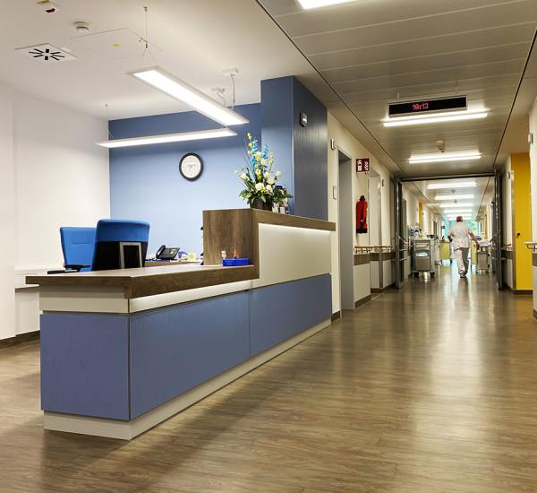 Donau-Isar-Klinikum Landau – Pneumologie